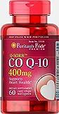 Puritan's Pride Q-SORB CO Q-10 400 mg-60 Rapid Release Softgels