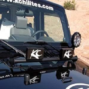 Amazon.com: KC HiLiTES 7409 2007-2013 Jeep Wrangler JK