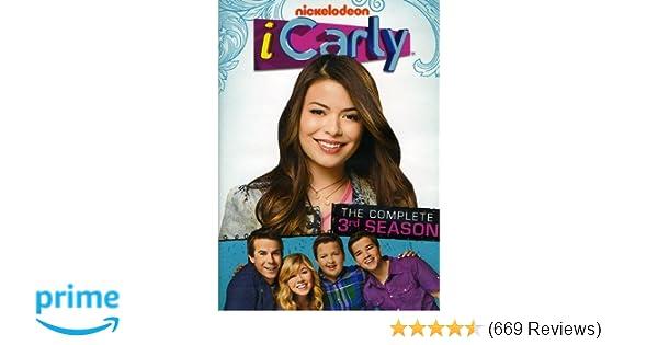 Amazon com: iCarly: Season 3: Miranda Cosgrove, Jennette
