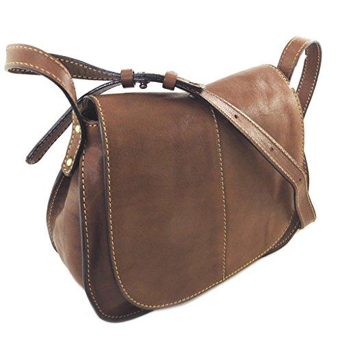 27e24f2fcb Leather bag 'Gianni Conti'vintage cognac - 26x20x10 cm (10.24''x7