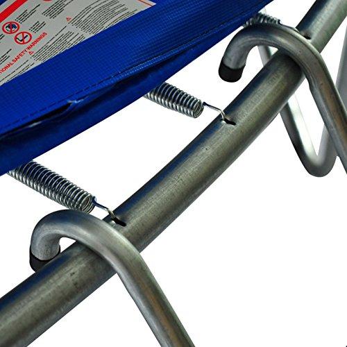 "Aosom 3-Step Non Slip Trampoline Safety Ladder, 43"""
