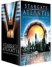 Stargate atlantis, mega pack, saison 1 a saison 5