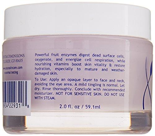 Astara Violet Flame Enzyme Mask, 2 Ounce
