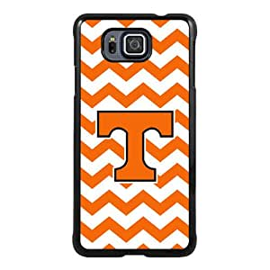 Southeastern Conference SEC Football Tennessee Volunteers 02 Black Abstract Custom Design Samsung Galaxy Alpha Protective Phone Case