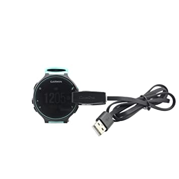 para Garmin Forerunner 235 Cargador Cable, Reemplazo USB carga cable cargador Dock con la función de datos - Adecuado para Forerunner 35 Forerunner ...