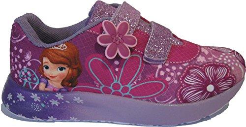 Baskets Princesse Sofia pour filles
