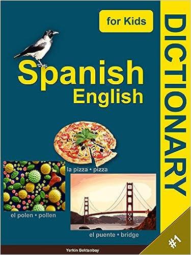 Kirjat ilmaiset lataukset pdf Spanish-English Visual Dictionary for Kids Suomeksi PDF DJVU FB2 B01EYUE94Y