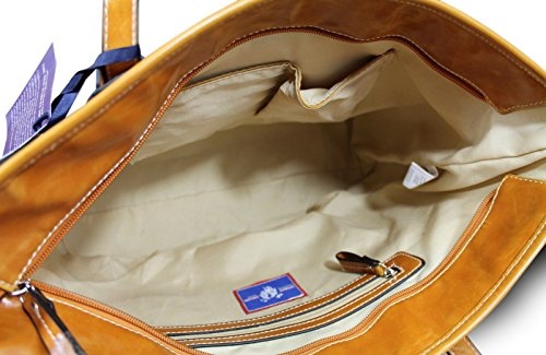 Luxus borsa effetto pelle Harvey Miller Bag borsa borsa a mano polo nero