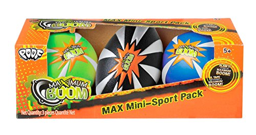 POOF Max Mini-Sport Pack