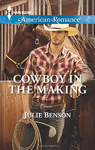 book cover of Cowboy in the Making