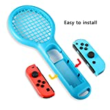 Ledgle Tennis Racket for Nintendo Switch KINGTOP