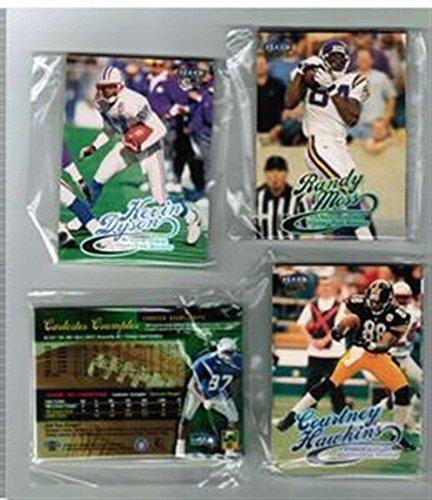 (1999 Fleer Ultra FB Colts Team Set 7 Cards Peyton)
