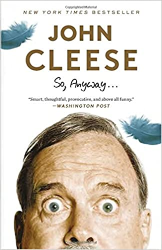John Cleese - So, Anyway Audiobook Free Online