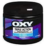 Oxy Medicated Acne Pads Triple Action 55's 0.28-Inches