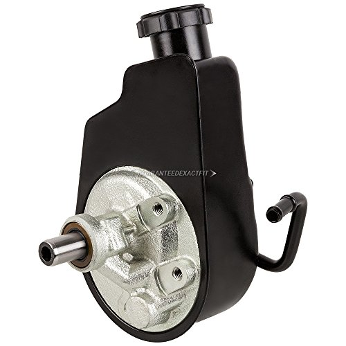 (New Power Steering Pump For Chevy GMC & Cadillac Pickup & SUV - BuyAutoParts 86-01239AN New)