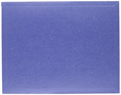 Two-Pocket Folder, 225-Sheet Cap, 8-1/2x11, 4/PK, DBE