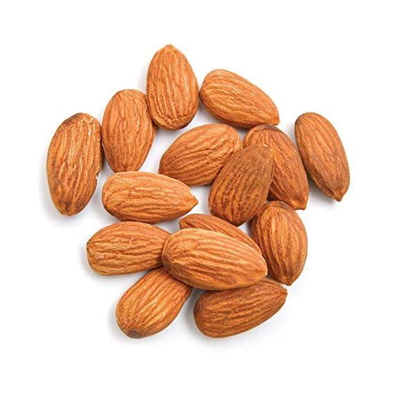 VSD Premium California Almonds, 100% Natural Badam Giri (1KG) ( Set 4 Each 250)