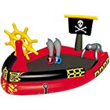 Bestway 75 x 55 x 38-inches Pirate Play Pool