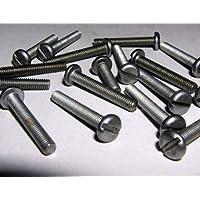 Tornillos de 5 x 30 mm cabezal M