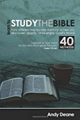 Learn to Study the Bible Paperback – April 30, 2009 Paperback