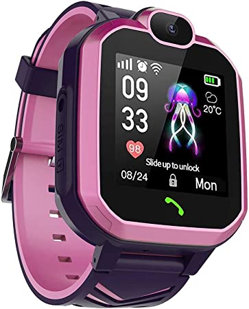 Teekoo Kids Smart Watch Position Wasserdicht Kinder Elektronik