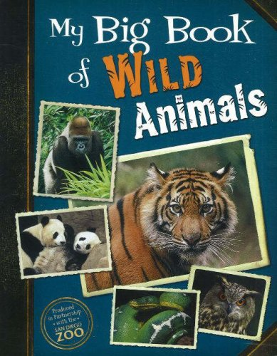 Download My Big Book of Wild Animals ebook