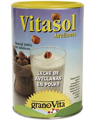 Granovita Vitasol Avellanas Bebida Vegetal - 400 gr