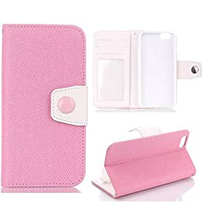 leather iphone 6 case,Ezydigital Carryberry iPhone 6Case(4.7),Classic Cross Pattern Case Cover,Leather Case Cover for iPhone 6
