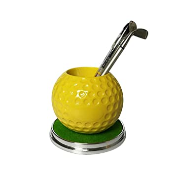 Juego de souvenirs Golf Holder para bolígrafo de golf Mini ...