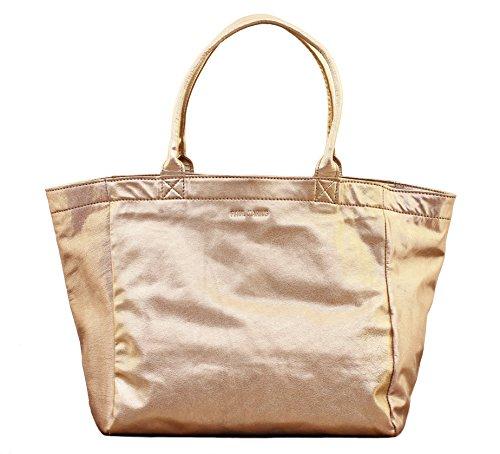 MON PARTENAIRE taglia M Oro cuoio tote bag in stile vintage PAUL MARIUS Comprar Barato Baúl Precio Al Por Mayor El Precio Barato Suministro De Precio Barato Venta yDnMud