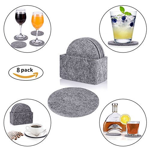 tesin-coasters-for-drinks-felt-coasters-with-holder-set-of-8-4-inch