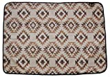 RUTH&BOAZ Outdoor Wool Blend Blanket Ethnic Inka Pattern(N) (Beige for Pets, for Pets)