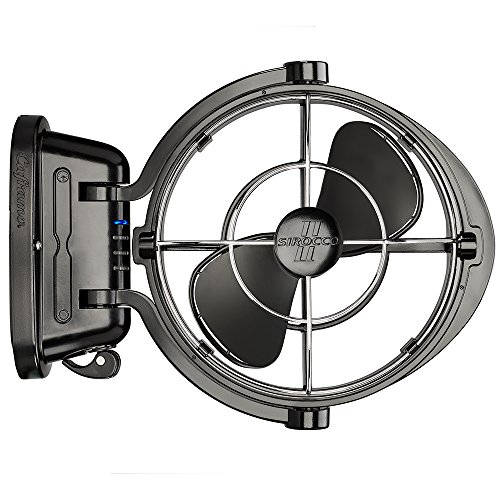 Marine Ii Outdoor Fan Light - 3