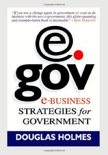 eGov: E-Business Strategies for Government