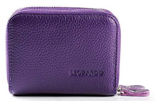 Leopardd Genuine Leather Wallet for Women,Latest Travel Wallets/Holder/Case for Ladies,Small Purse