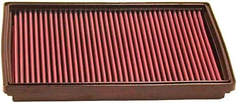 K&N 33-2215 Filtro de Aire Coche, Lavable y Reutilizable: Amazon.es: Coche y moto