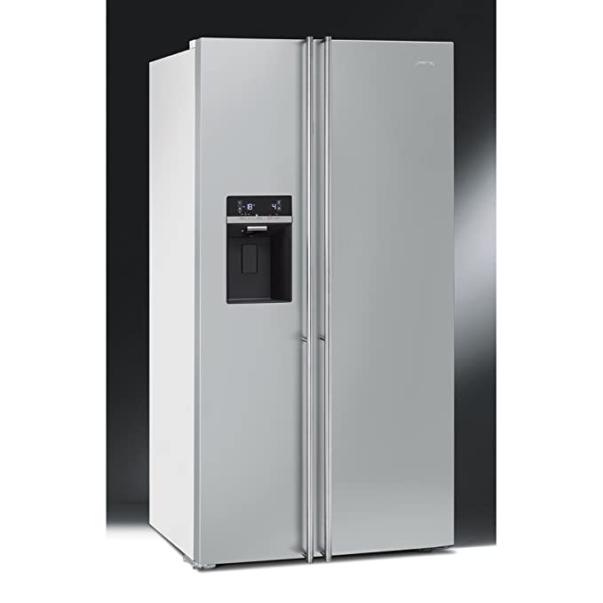 Smeg FA63XBI Independiente 544L A+ Acero inoxidable nevera puerta ...
