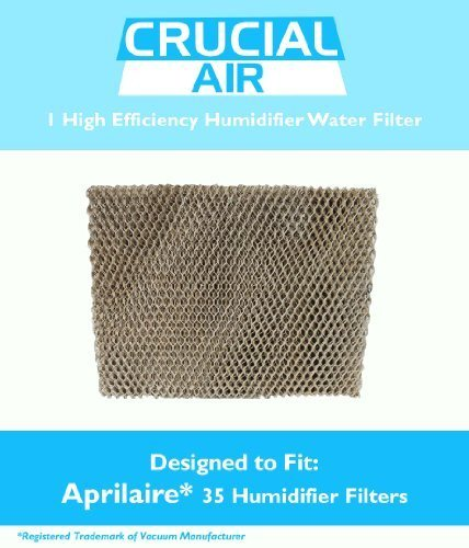High Quality Humidifier Filter Water Panel Pad Designed To Fit Aprilaire Humidifier Models 560, 560A, 568, 600, 600A, 600M, 700, 700A, 700M, 760, 760A, 768, Fits Lennox WB2-17/WP2-18, Compare To Aprilaire 35 Water Panel Part # 35, Designed & Engineered by