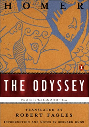 The Odyssey by Homer (Translated by Richard Fagles)