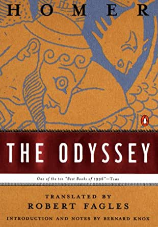 The odyssey book 3 and 4