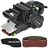 GALAX PRO 8 Amperes Belt Sander 120-380RPM with