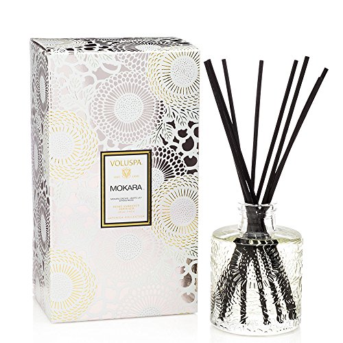 Voluspa Mokara Home Ambience Limited Diffuser, 3.4 Ounce