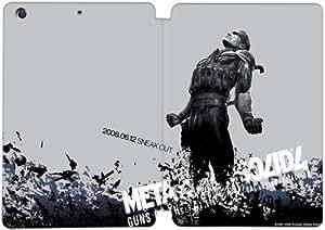 Cubierta de cuero y caja de la PC funda / soporte para funda de Apple iPad Mini 1,2,3 funda Con Magnetic reposo automático Función de despertador DIY por Metal Gear Solid Guns Of The Patriots N8U5Bs4X5Vk