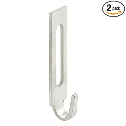 Prime Line Products A 217 Screen Door Latch Strike,(Pack Of 2)