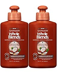 Garnier Hair Care Whole Blends Leave-In Conditioner...