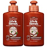Garnier Hair Care Whole Blends Leave-In Conditioner With Coconut Oil & Cocoa Butter