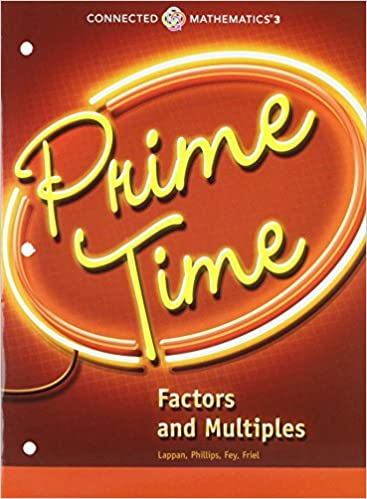 Amazon connected mathematics 3 student edition grade 6 prime connected mathematics 3 student edition grade 6 prime time factors andmultiples copyright 2014 by prentice hall fandeluxe Gallery