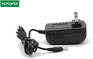 New AC Adapter Power Charger for Leapfrog LeapPad 2 and LeapPad 1 Tablets, LeapsterGS Explorer, Leapster Explorer and Leapster2 Kids' Learning Tablets