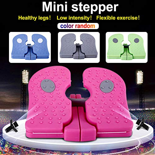 Stovepipe Machine, Stepper Fitness Machine Portátil Fitness Equipment Gym Ejercicio Inicio in situ Mute Mini…