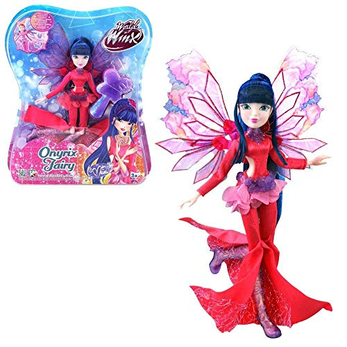 Winx Club Musa | Onyrix Fairy Doll | | World of Winx | Magic Twist